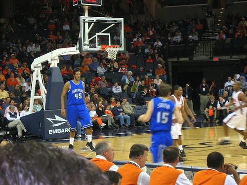 UVA v. UNC-Asheville Basketball 2006
