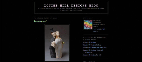 Louise Hill Designs Blog | by Blogging Women