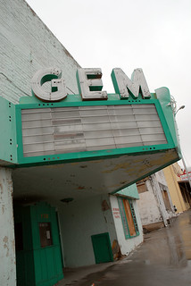 The Gem Theater - Pioche Nevada | by Wayne Stadler Photography