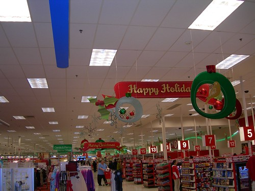 Christmas Decorations Target Stores