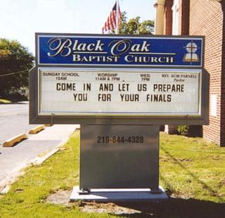 Funny Church Signs | au_tiger01 | Flickr