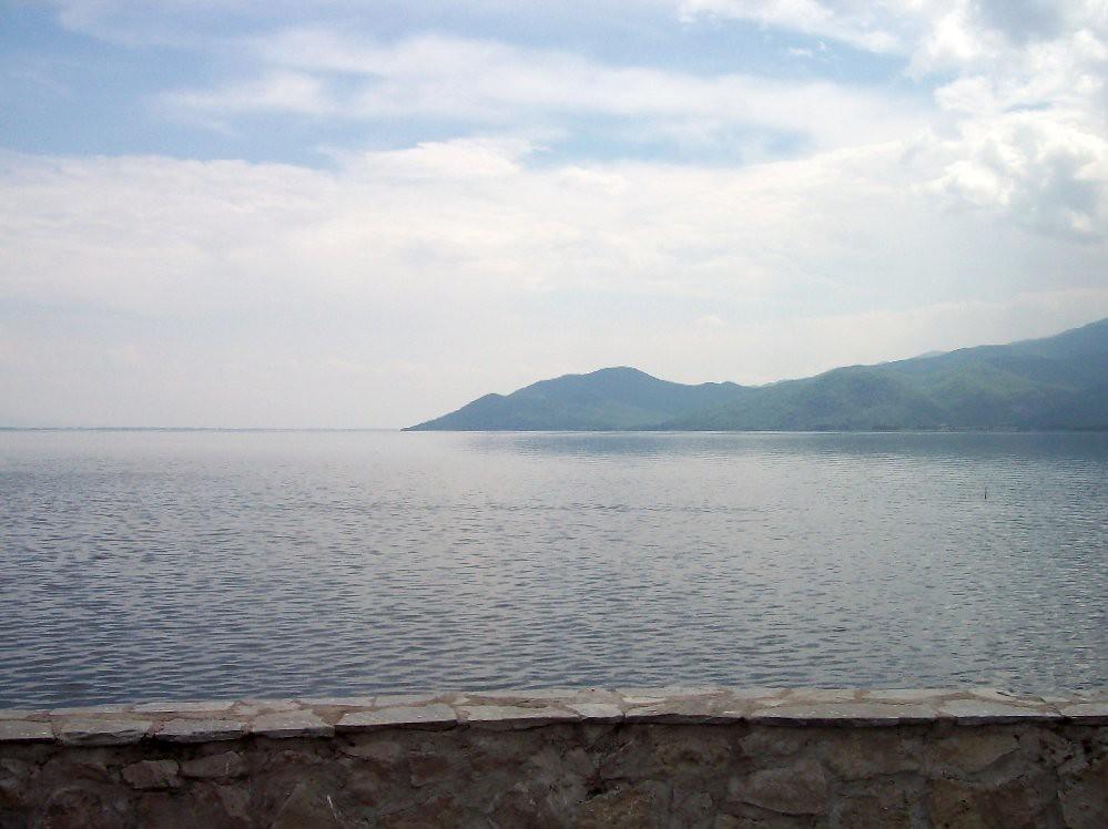 Lake Kerkini  Lake Kerkini, Serres, Greece. --- Λίμνη ...