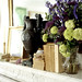 Flowers on a Mantle