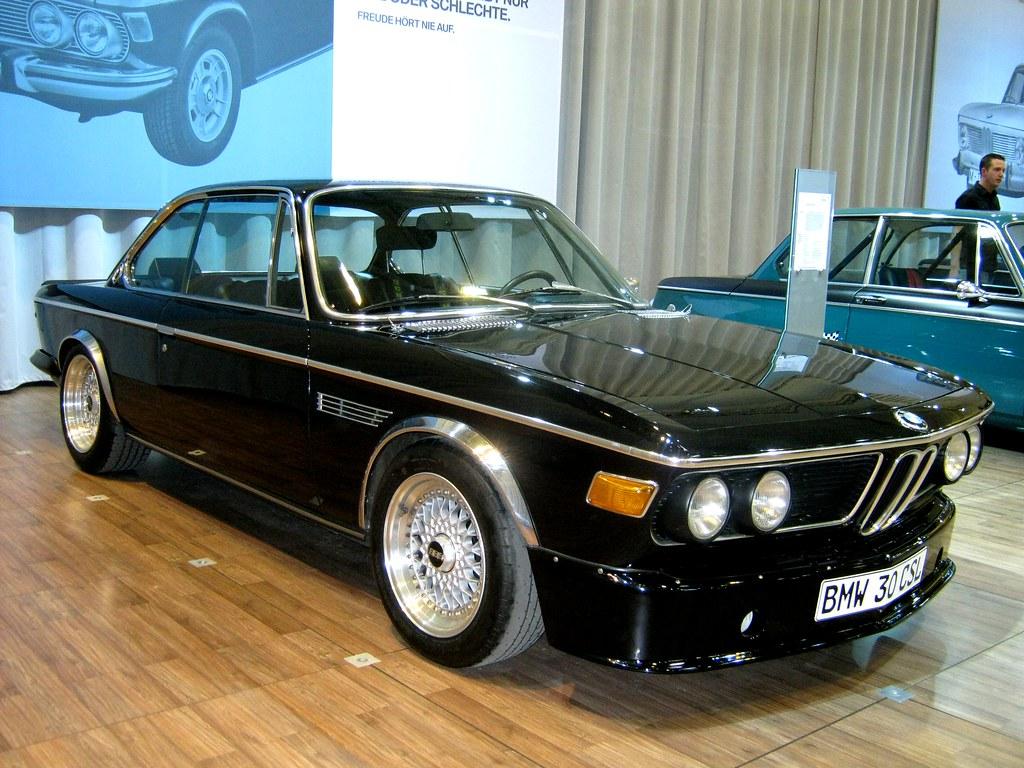 BMW 30 CSL E9 1972 3  Techno Classica Essen 2011  Flickr