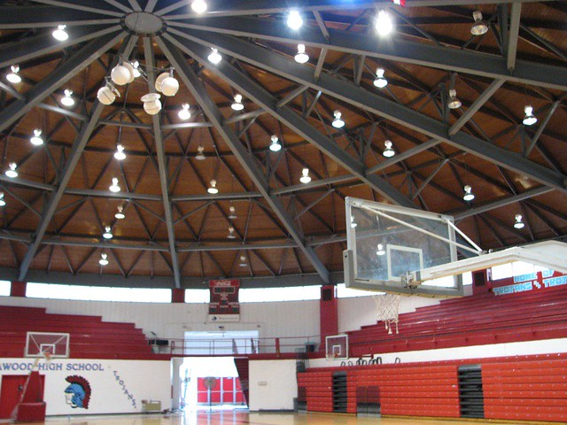 Cawood Gymnasium James A Cawood High School Gymnasium