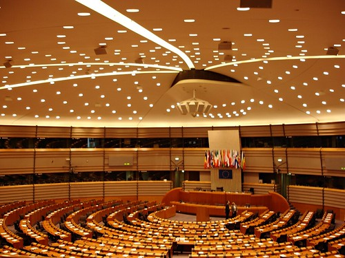 European Parliament (Brussels) | by Xaf