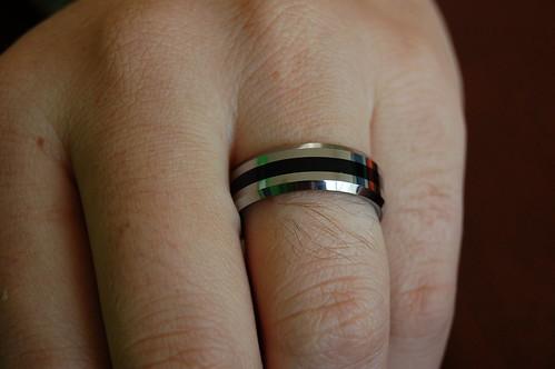 groom wedding ring