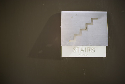 stairs | by KellyB.