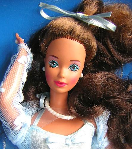Perfume Pretty Barbie: Close Up De Su Hermoso Rostro