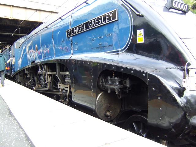 Sir Nigel Gresley in Edinburgh 6 | Flickr - Photo Sharing!
