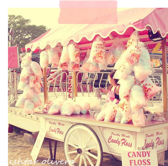 Cotton Candy Sign: Loved This Cotton Candy Stand At The