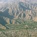 Above Indian Wells and Eldorado Country Club, Coachella Valley, California