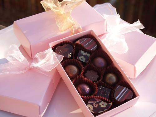 Dark Chocolate Caramel Fondue Recipe