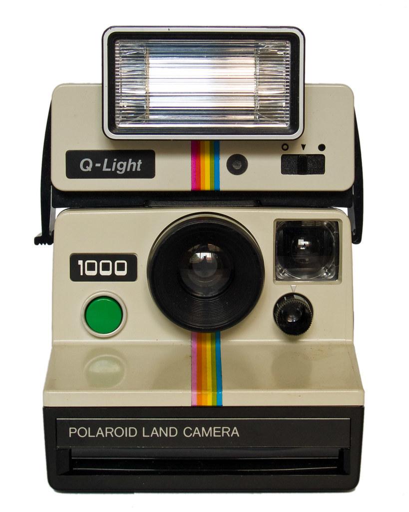 Polaroid Camera For Iphone  Plus