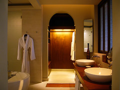 Park Hyatt Dubai: Bathroom | by The Diary of a Hotel Addict