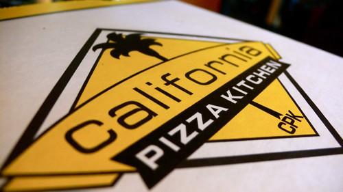California Pizza Kitchen Hollywood Highland