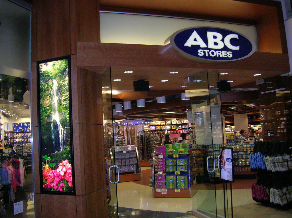 Fashion Mall Stores >> I Love ABC Stores 2006 | ABC stores have it all. This one is… | Flickr