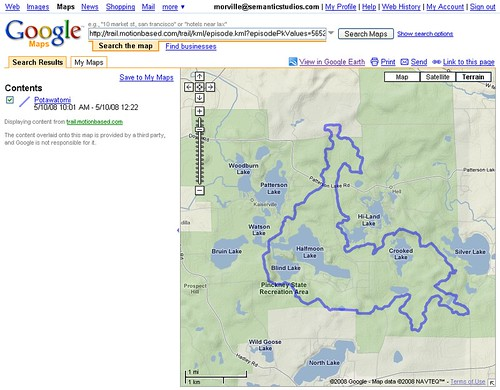 Google Earth Map Of Hawaii Island
