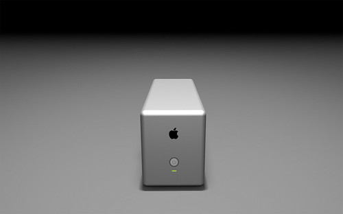 New Mac Mini 2009 | by Frunny