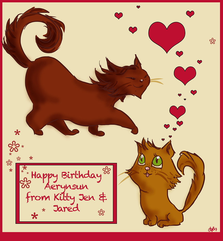 aerynsun bday cats-1
