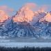 Majestic Range -- Grand Teton National Park, WY