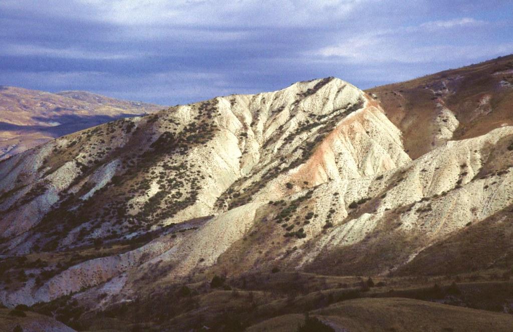"""Candy Cane Mountains"" - Near Alti Agac, Azerbaijan | Flickr"