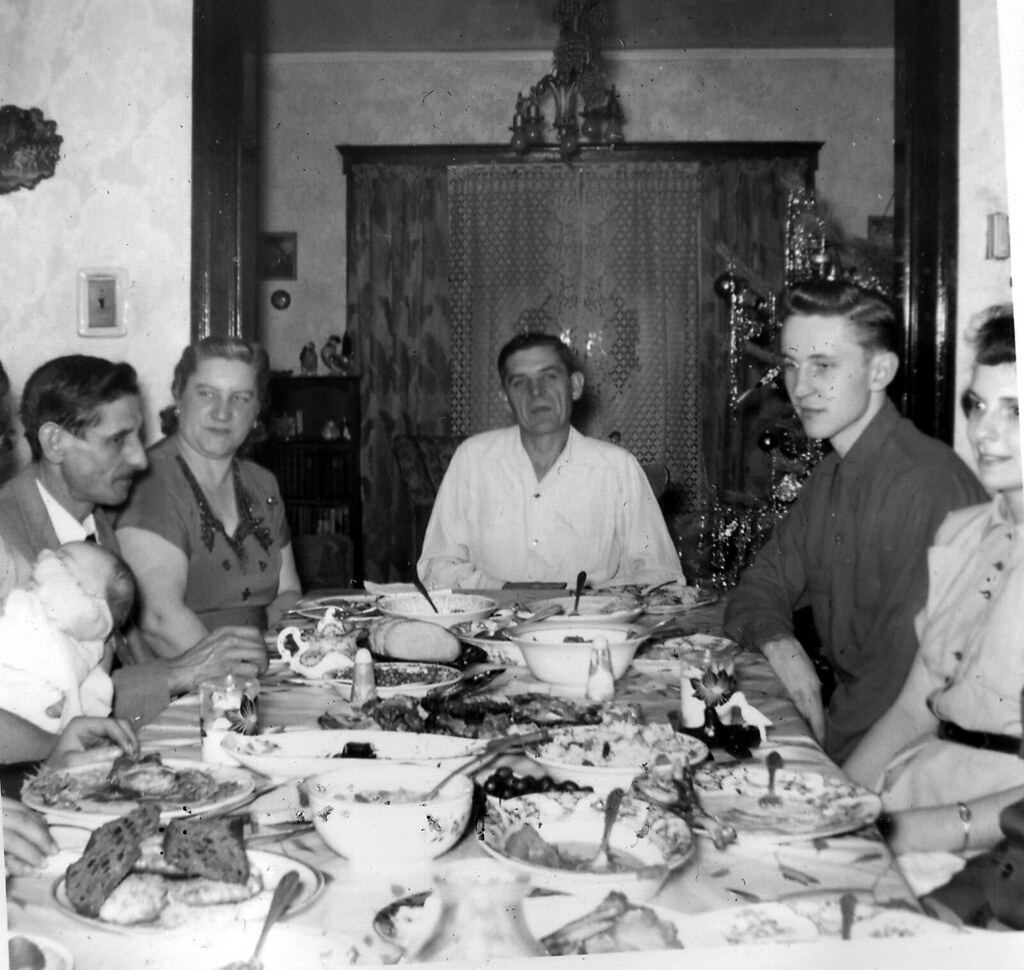 Grandpa Joe Christmas 1952 | From my mother\'s writings: \