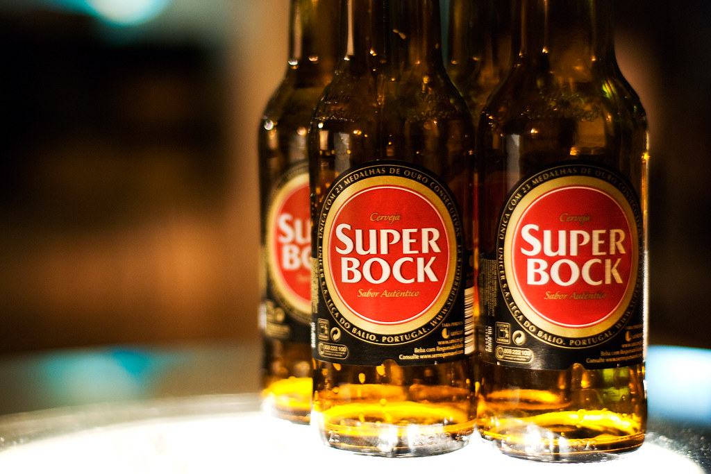 Portugal Beer Bock Beer Product of Portugal | by