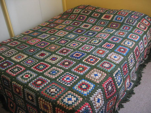 Couverture Au Crochet Couverture R 233 Alis 233 E Par La Grand