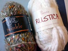 Yarn Used for Twinkle Purse | by :Salihan