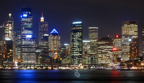 Sydney's harbour skyline | by kees straver (will be back online soon friends)