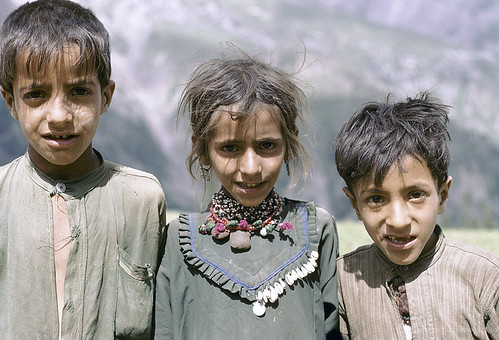 Portrait of three children | by World Bank Photo Collection