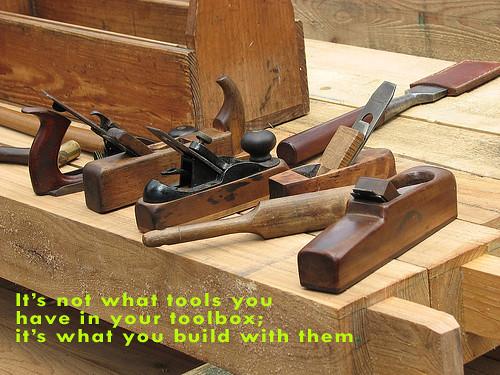 Woodworking Tools | original attributed to Scott Adams on ...