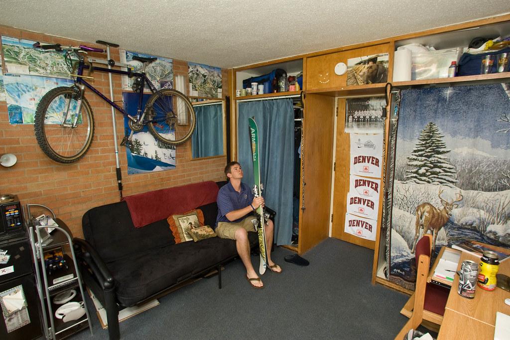 New Dorm Room