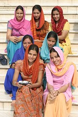 Girls in amritsar