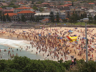 how to get to coogee beach from central