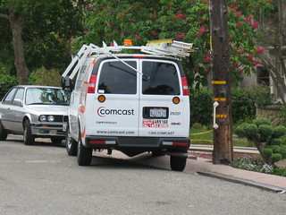 Comcast truck | by scriptingnews