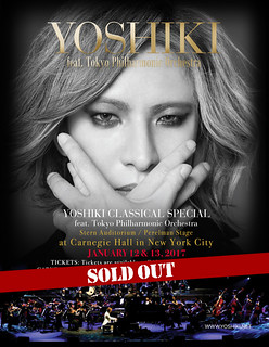 RMMS-Yoshiki-Classical-Carnegie-Hall-Sold-Out-Poster