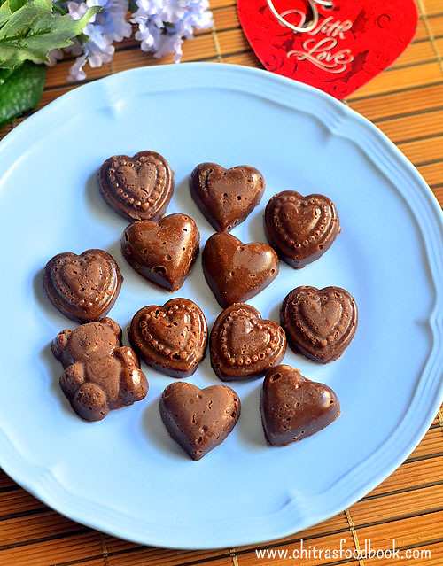 How To Make Chocolate At Home Without Coconut Oil ...