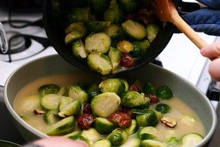 brussels and chestnuts | by smitten kitchen