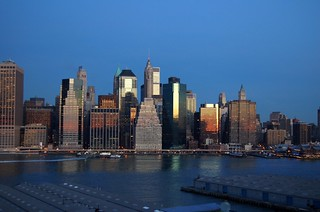 Manhattan skyline | by Ann Althouse