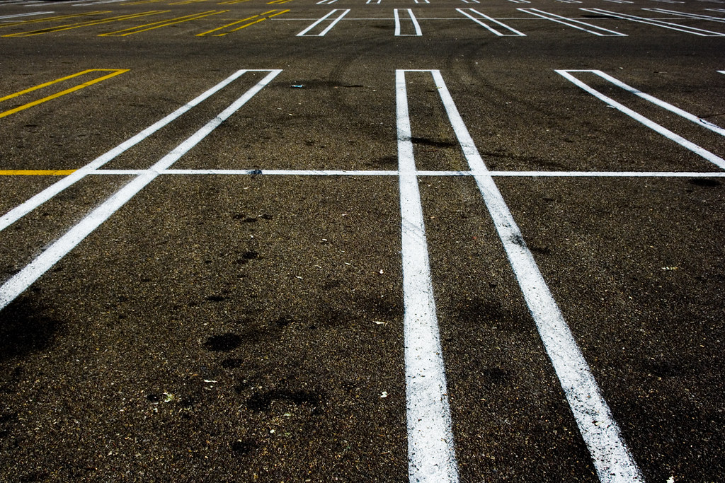 Parking Spot For  Cars