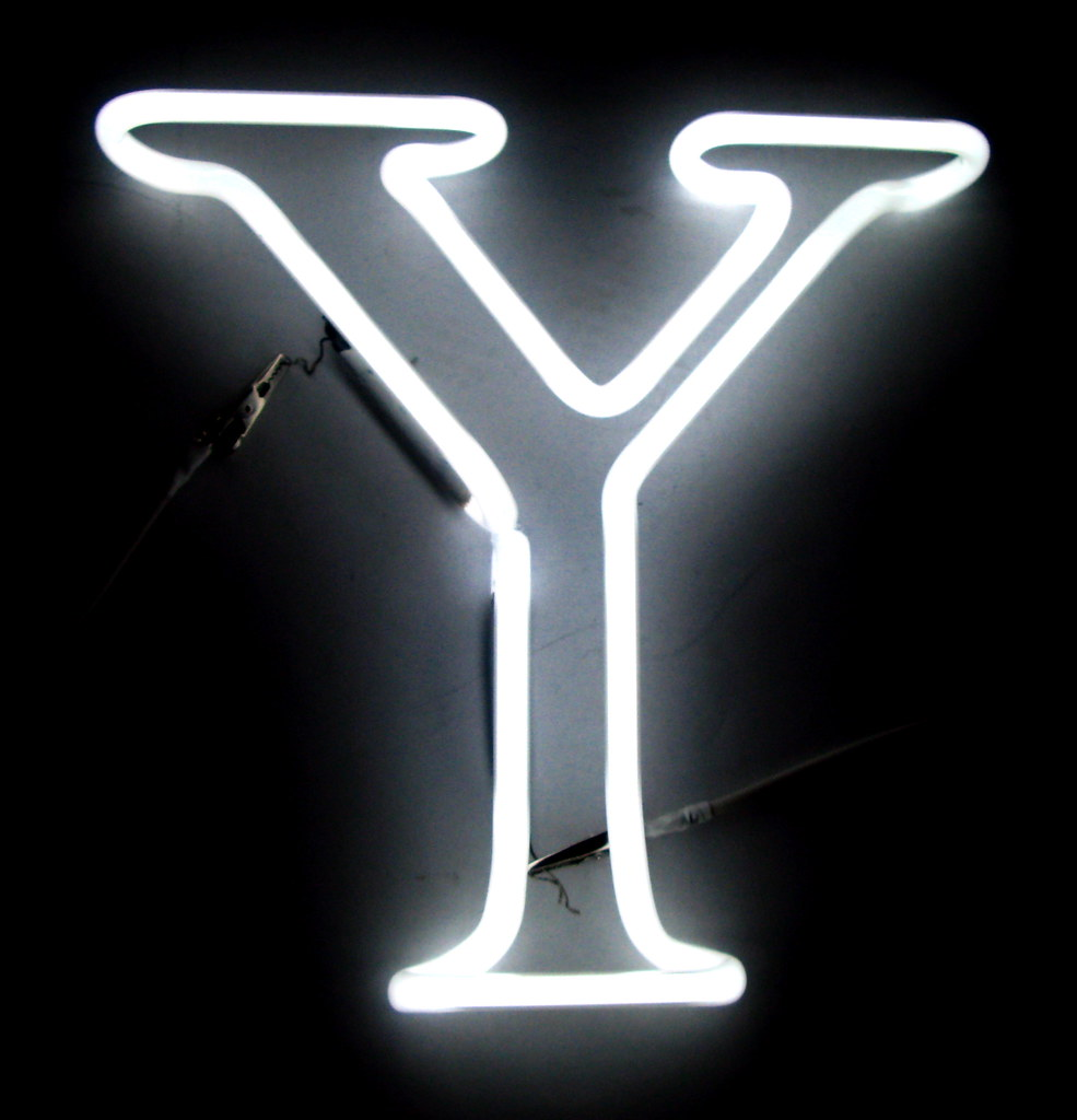 The Letter Y 10 5