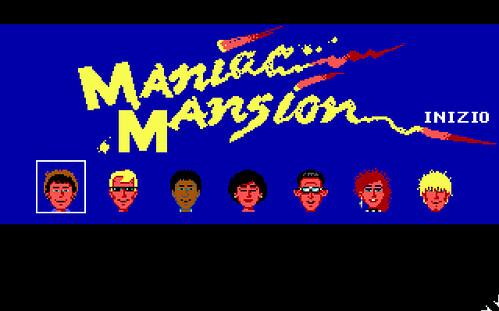 Image result for MANIAC MANSION