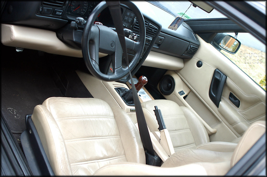 Corrado Interior   \'90 Corrado 16v-T w/ two tone 93+ interio…   Sean ...
