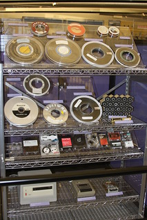 The History of Tape Storage | by Pargon
