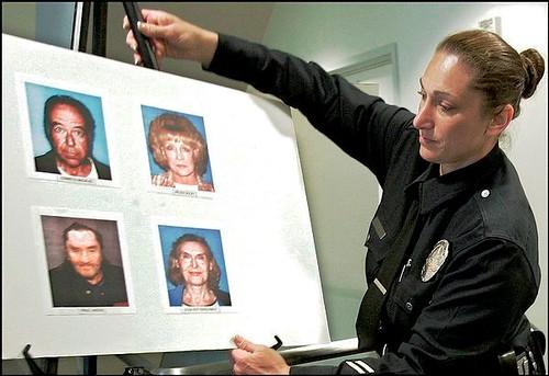 Los Angeles Police Officer 20019 Female Officer Flickr