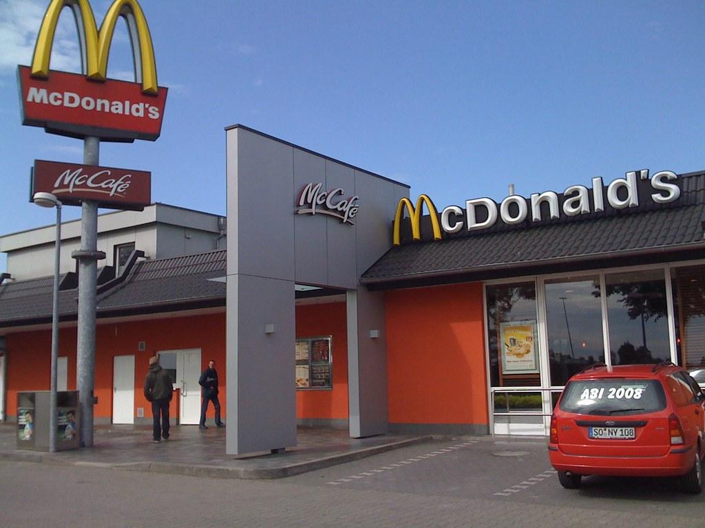 Mcdonalds Lippstadt
