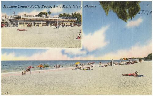 Bradenton Beach Anna Maria Island Florida