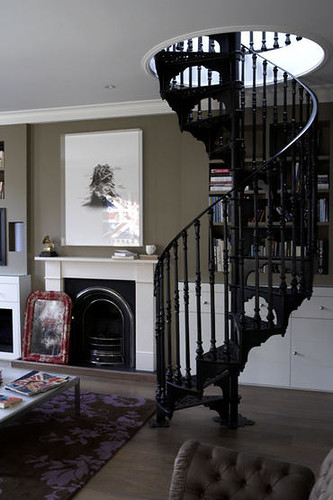 Spiral Staircase Living Etc